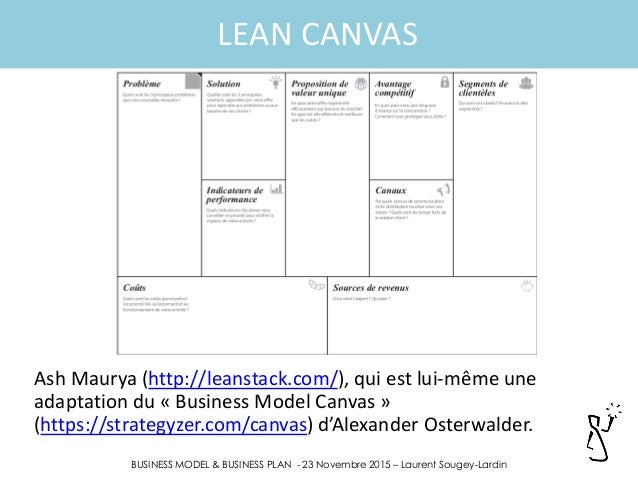 laurent business plan
