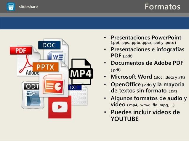 slideshare plataforma de linkedin para compartir presentaciones de d