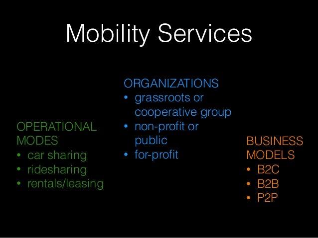 Carsharing, Ridesharing, Carpooling and all