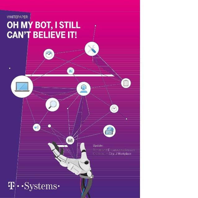 Chatbots: Trends und Einsatzszenarien im Digital Workplace