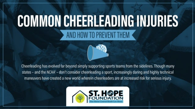 Common Cheerleading Injuries And How to Prevent Them