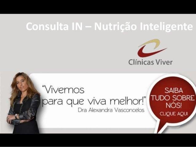 Consulta IN – Nutrição Inteligente