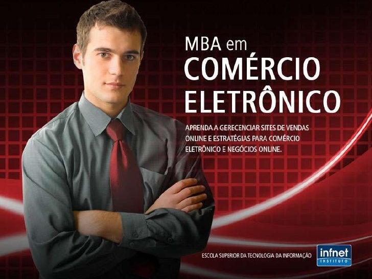 MBA em Comércio Eletrônico