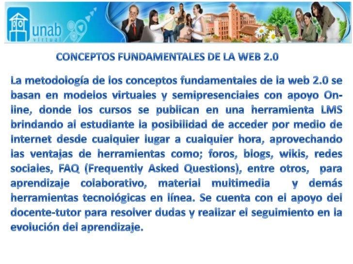 Slideshare conceptos web 2.0 orlando garzon
