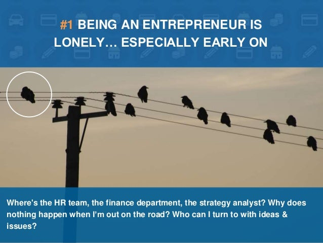 From big corporate to running your own business Slide 3