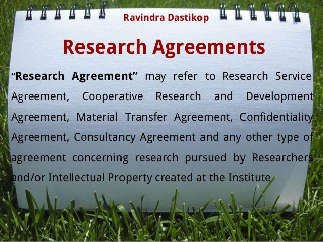 Intellectual Property Means This Agreement Know How