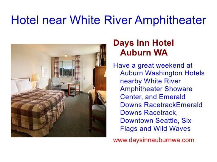 Hotels near muckleshoot casino 15