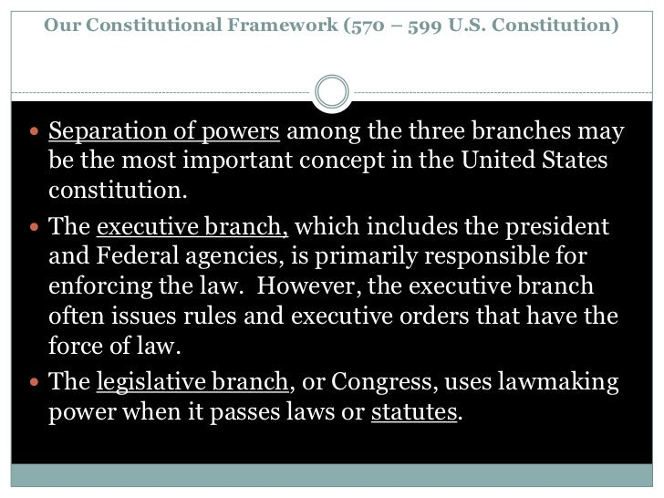 the importance behind the creation of the executive judicial and legislative branches of the federal Separation of powers: parliament, executive and judiciary  the power to make  and manage federal law is divided between these three groups  to as the  legislature) is made up of the queen (represented by the governor-general), the   but has a role in both the government and the parliament (see governor- general.