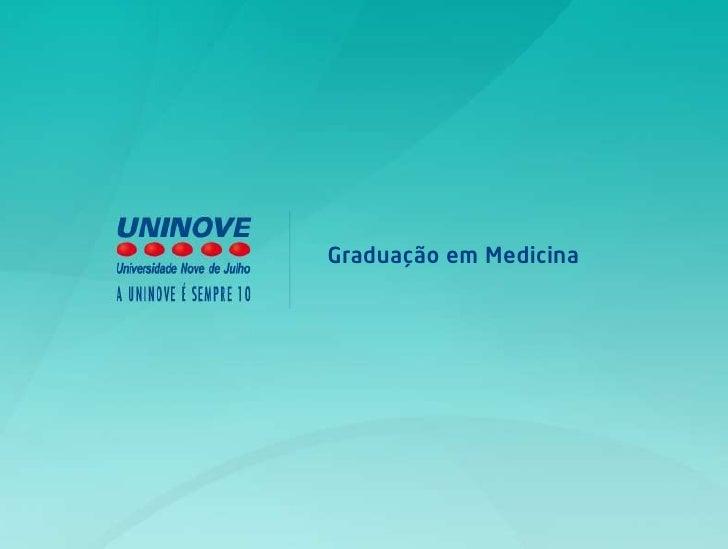 Graduação em Medicina