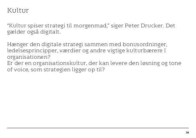 """r T C MAXIMUM CONTENT WIDTH Kontrapunkt PowerPoint Template / Release date: 2014-11-20 Kultur """"Kultur spiser strategi til ..."""