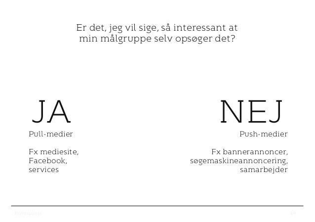 r T C MAXIMUM CONTENT WIDTH Kontrapunkt PowerPoint Template / Release date: 2014-11-20 Er det, jeg vil sige, så interessan...