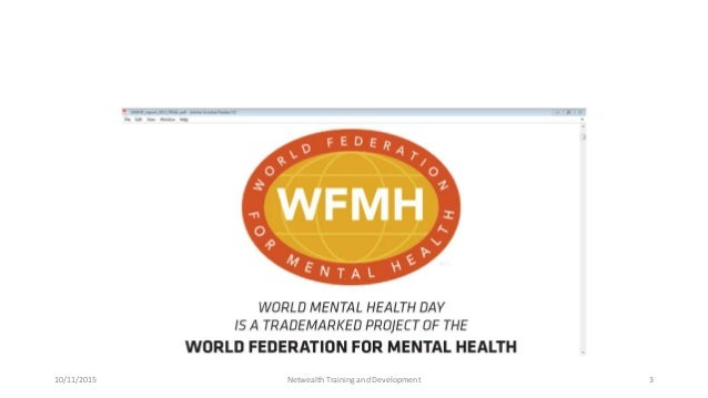 dignity in mental health