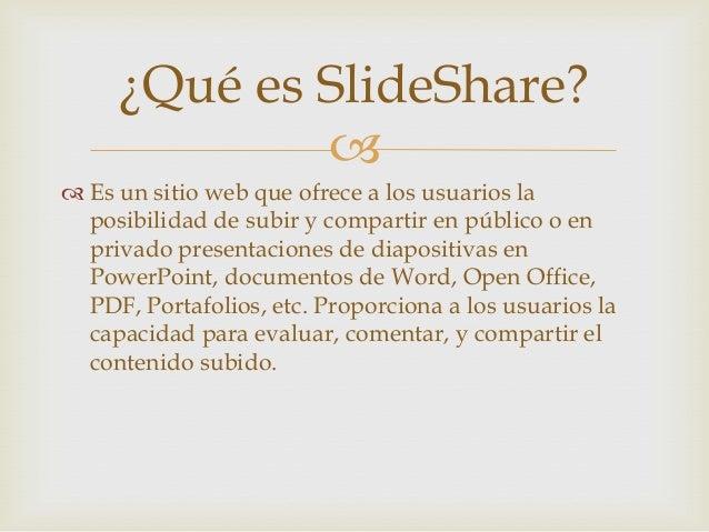 Slideshareeeee! Slide 2