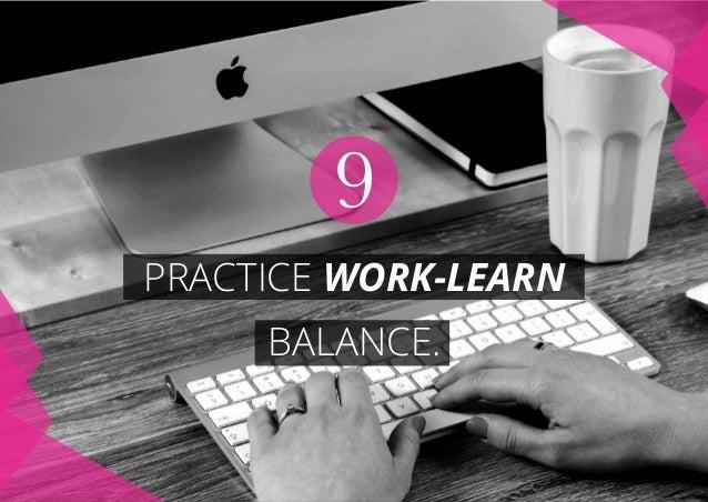 PRACTICE WORK-LEARN BALANCE. 9