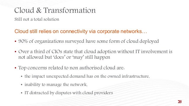 Old Infrastructure Or New IP Your Choice The Brocade CIO