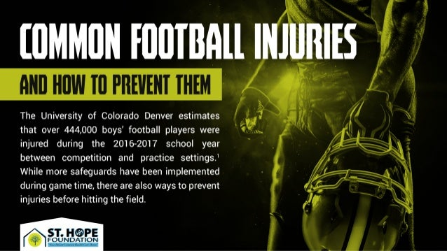 Common Football Injuries And How To Prevent Them