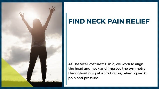 crack neck pain relief