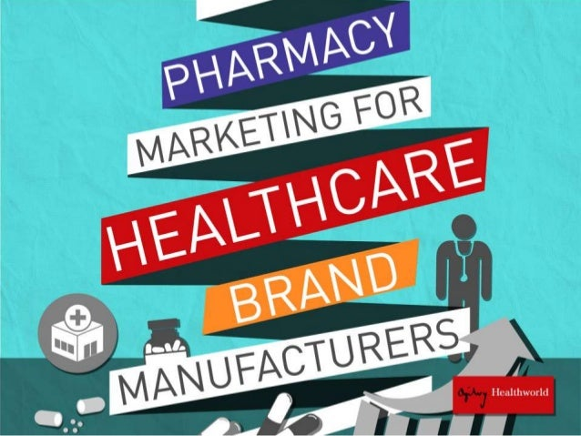 Pharmacy marketing for healthcare brand manufacturers