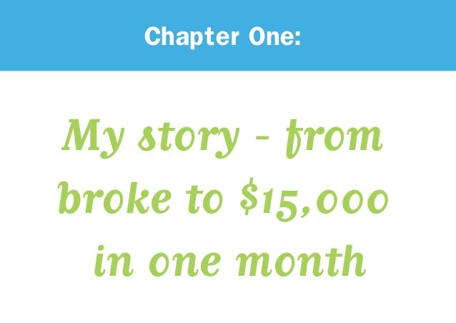 Chapter Three: Real stories of others living life on their own terms