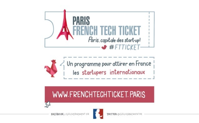 French Tech Ticket : Paris, capitale des start-up !
