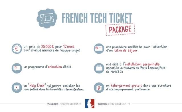 French Tech Ticket : Paris, capitale des start-up ! Slide 2