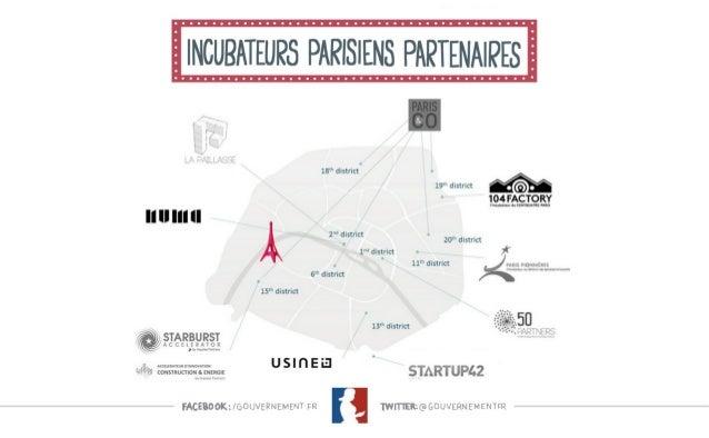 French Tech Ticket : Paris, capitale des start-up ! Slide 3