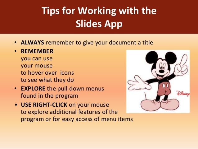 google slides presentation pptx
