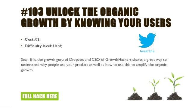 """REVENUE GROWTH HACKS"""" I H AV E N O F * & K I N G I D E A , F I G U R E O U T H OW TO M A K E M O N E Y W I T H YO U R P R ..."""