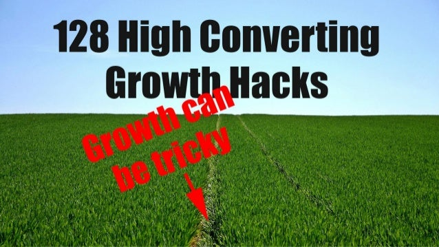 We organized every growth hack known..