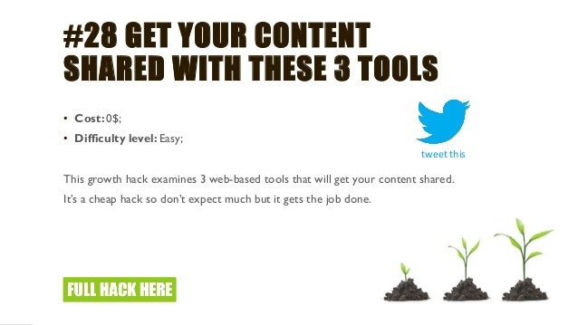 #32 IMPROVE YOUR ON-PAGE SEO • Cost: 0$; • Difficulty level: Easy; SEO starts with keyword research (I will assume you kno...