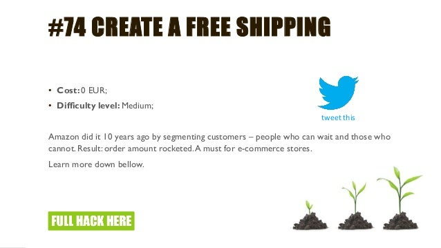 #79 BUILD YOUR MAILING LIST WITH FACEBOOK AND TWITTER • Cost:0$ with Facebook, 1-5$ per day withTwitter; • Difficulty leve...