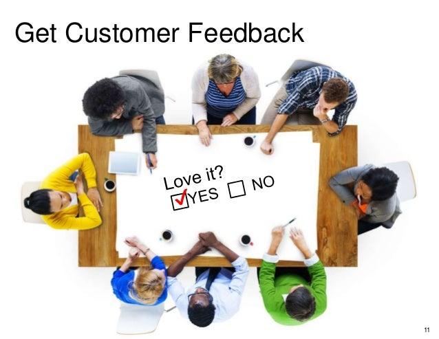 Get Customer Feedback 11
