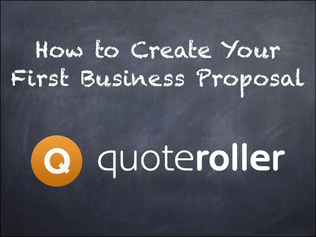 How to Create Your