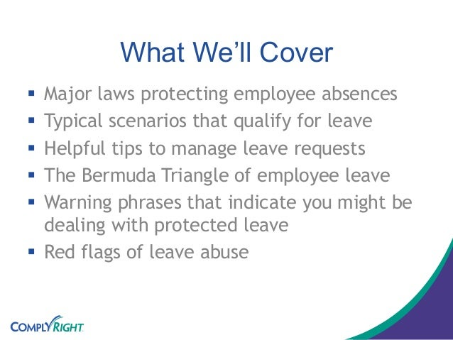 how to manage employee leave requests and control absence abuse