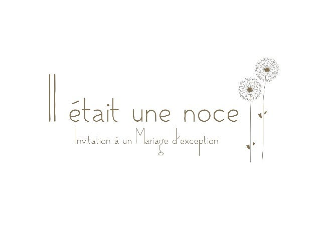 www.iletaitunenoce.fr  contact@iletaitunenoce.fr