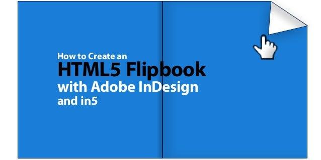 Adobe Flash Flip Book