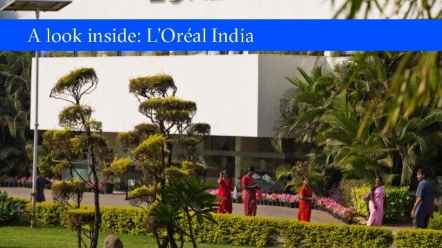 A look inside: L'Oréal India