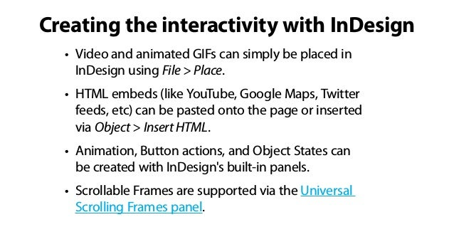 Your Interactive PDF is broken — HTML to the rescue