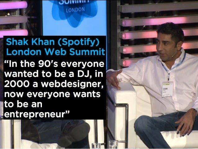 """David Tisch - (Techstars)London Websummit""""Be upfront with your goals when youre Pitching.Entrepreneurs miss that part quit..."""