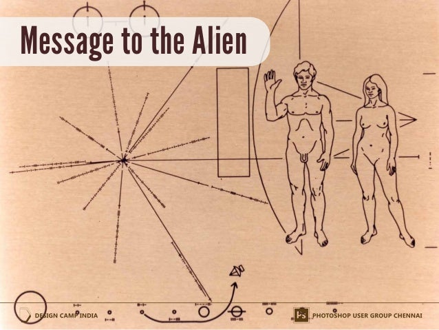 Message to the Alien