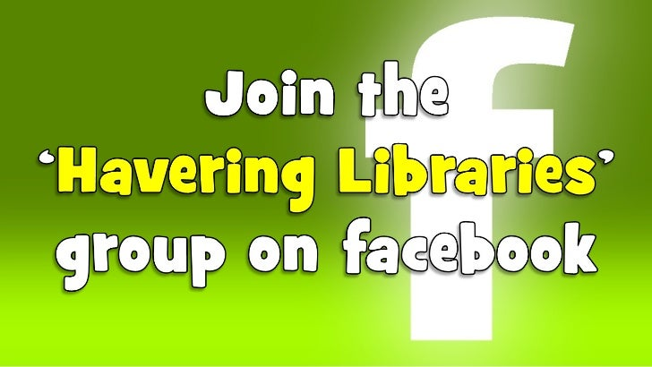 Havering Libraries Event Guide