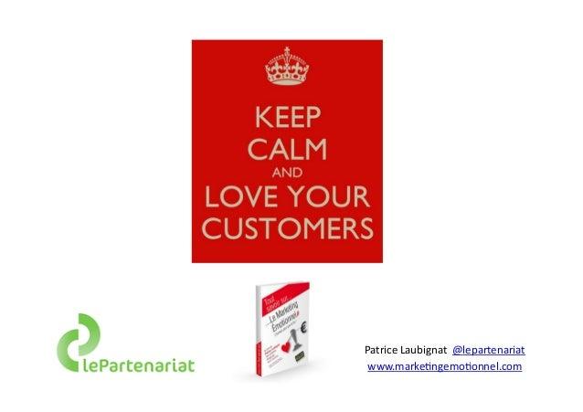 Pourquoi jouer crée un lien social ? Le marketing émotionnel par Patrice Laubignat