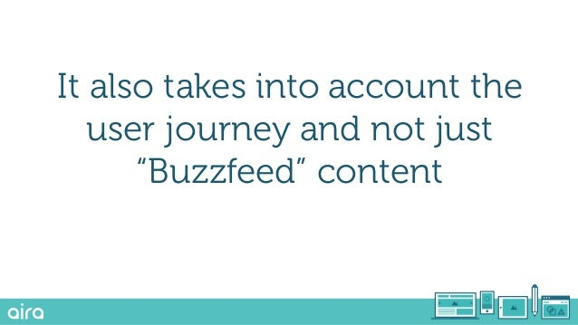 Beyond the Buzzfeed Effect – Content Types Every Website Needs