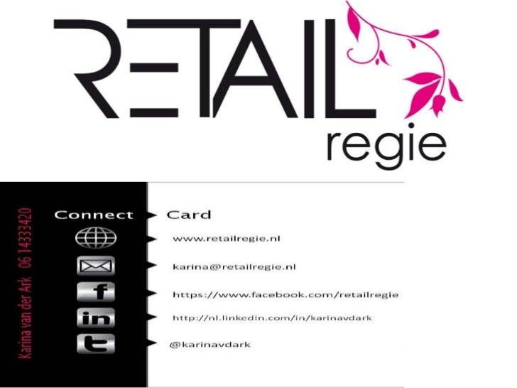 Fashion Recruitment Retail Regie is gespecialiseerd in één specifiekebranche: de mode detailhandel. Deze branche heeft vee...
