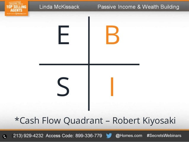 Passive Income Wealth Building For Real Estate Agents
