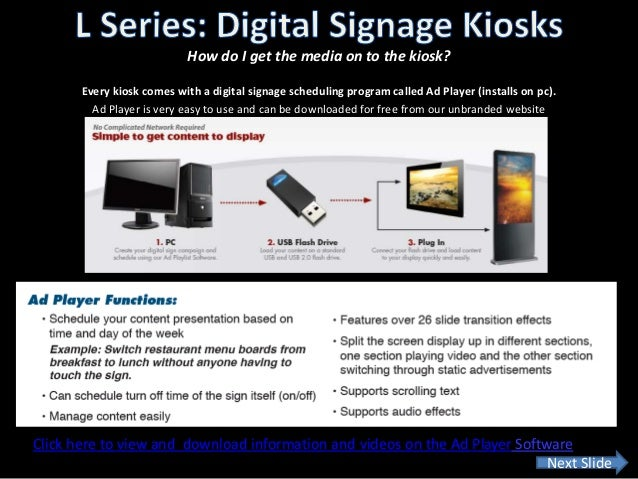 How can Digital Signage Increase my bottom line? And, How easy is it …