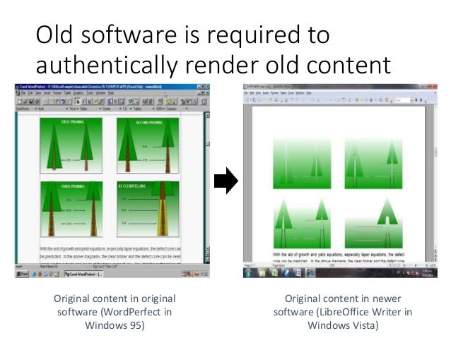 NISO Webinar: Software Preservation and Use: I Saved the