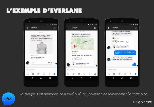 L'EXEMPLE D'EVERLANE La marque s'est approprié ce nouvel outil, qui pourrait bien révolutionner l'e-commerce.