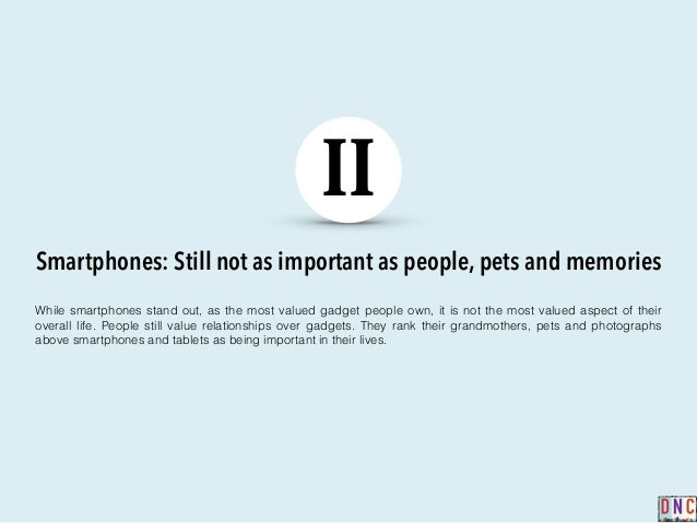 the culture of smart phone You get anxious if there's no wi-fi in the hotel or mobile phone signal up the mountain you fret if your phone is getting low on power, and you secretly worry things will go wrong at work if you.