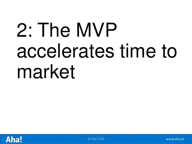 The Minimum Lovable Product (Forget the MVP) Slide 19